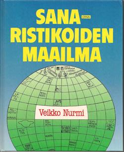 Sanaristikoiden maailma -kirjan kannen kuva
